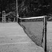 "tennis court in Wallonie by Sailing ""Footprints: Real to Reel"" (Ronn ashore)"