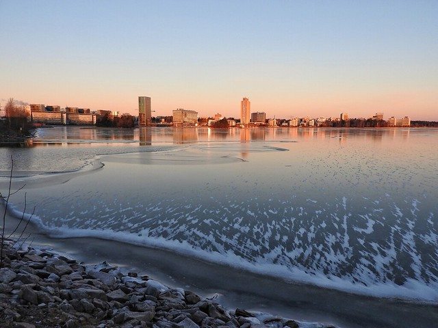 A city on ice #131