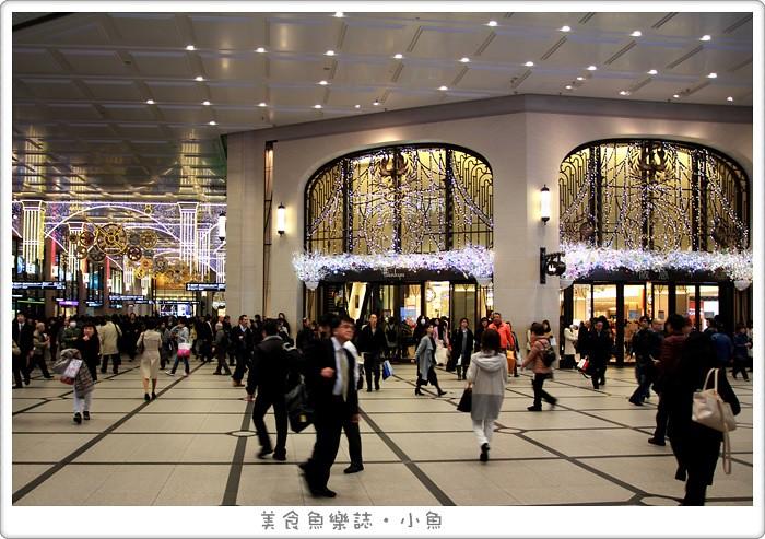 【日本旅遊】大阪 冬季光之饗宴 時鐘迴廊 御堂筋彩燈