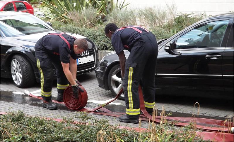 Firemen (6e) @ Gallions Point 17-08-15