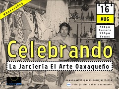 16 Aug: Celebrando La Jarceria El Arte Oaxaque–o Hangout #OaxacaToday #OaxacaHoy @edgarbartolo @melisu_b