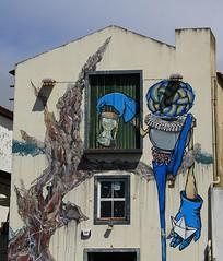 Urban or street art - anywhere in the world.
