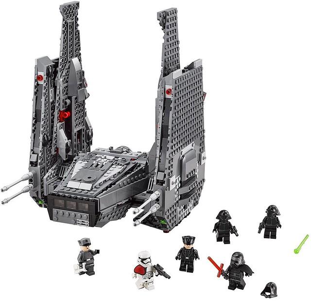 LEGO Star Wars 75104 - Kilo Rens Command Shuttle