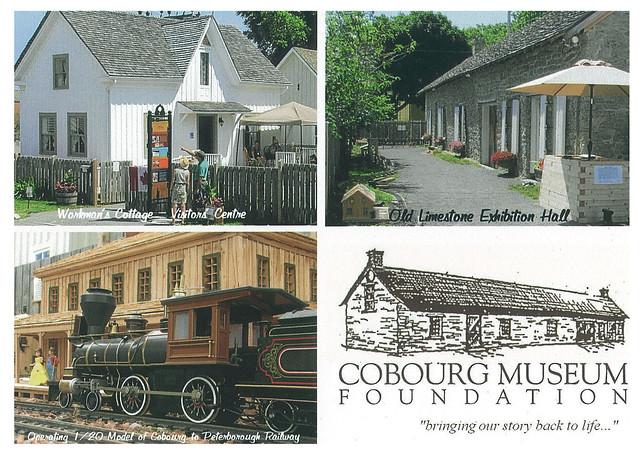 Ontario - Cobourg - Museum Foundation
