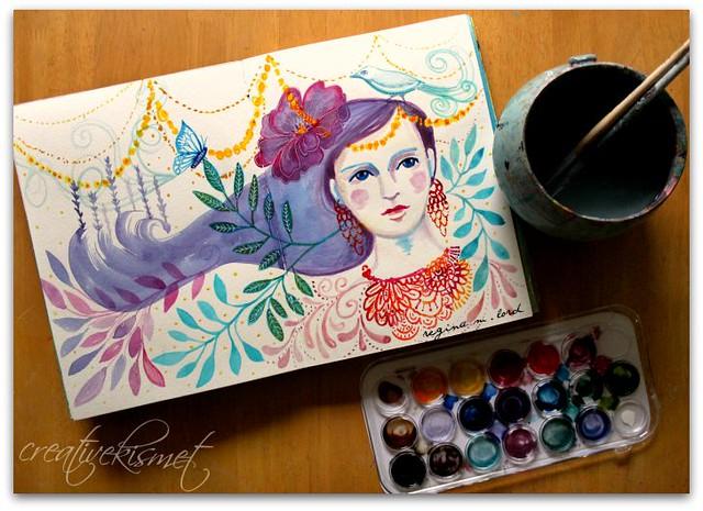 Art by Regina Lord