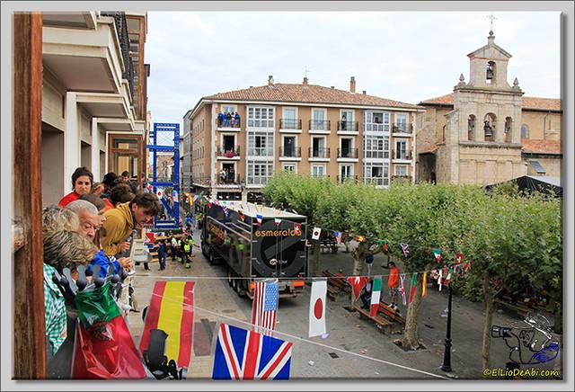 Briviesca en Fiestas 2.015 Segundo encierro Sopas de ajo y encierro infantil (2)