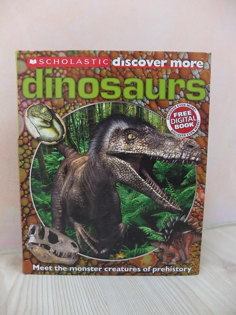 親子閱讀 Scholastic Discover More系列