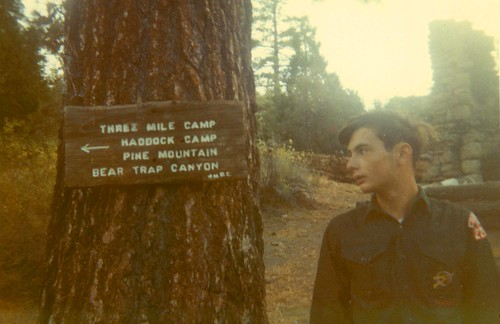 Miller_Pine Mtn Lodge Sunrise 1967