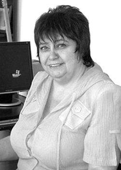 Ірина Первушевська