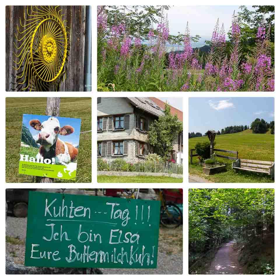 Wandern am Bodensee