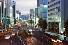胡町 銀山町 天橋 路面電車 広島 Hiroshima