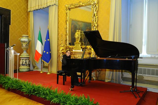 Concerto alla Camera - Luciana Canonico