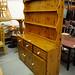 Pine kitchen dresser