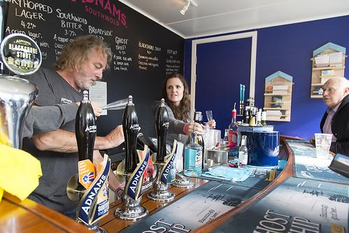 Adnams at the Aldeburgh Food & Drink Festival 2015