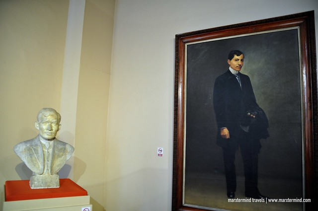 Jose Rizal Painting at National Museum of the Philippines