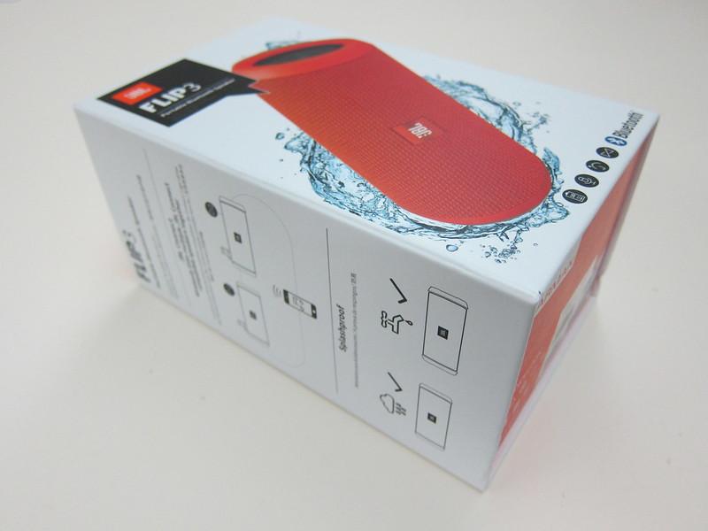 JBL Flip 3 - Box