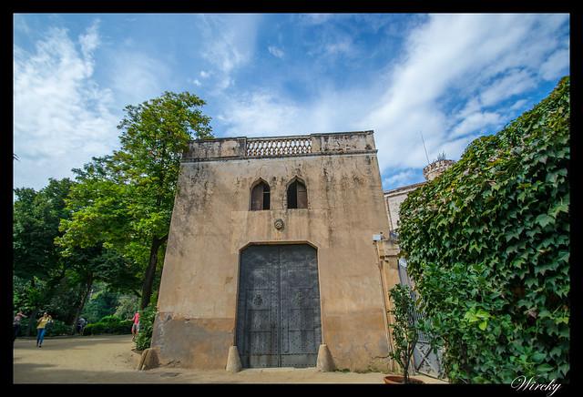 Puerta del Palacio Desvalls