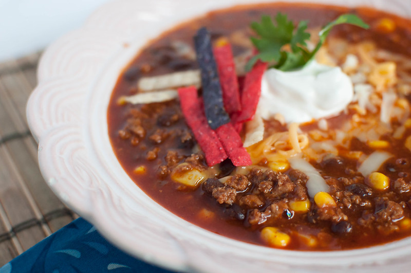 Turkey and Corn Chili 3