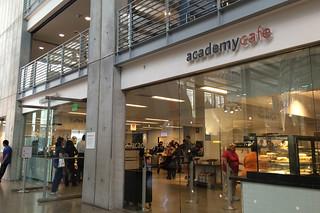 Neighborhood Days - California Academy of Sciences Cafe