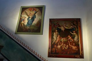 Santa Barbara - Santa Barbara Mission museum wall art