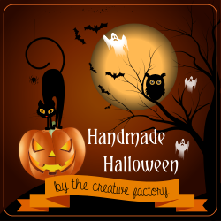 DIY Halloween spooky project TCF - My Little Inspirations