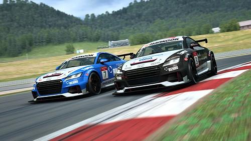 R3E Audi TT Cup Car Preview 2