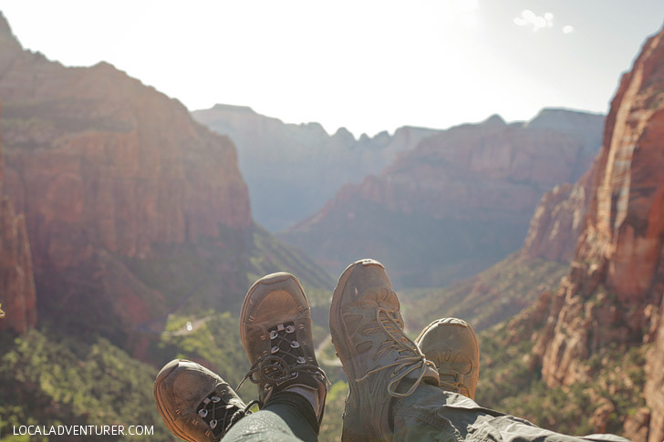 Zion National Park + 15 Best Weekend Trips from LA.