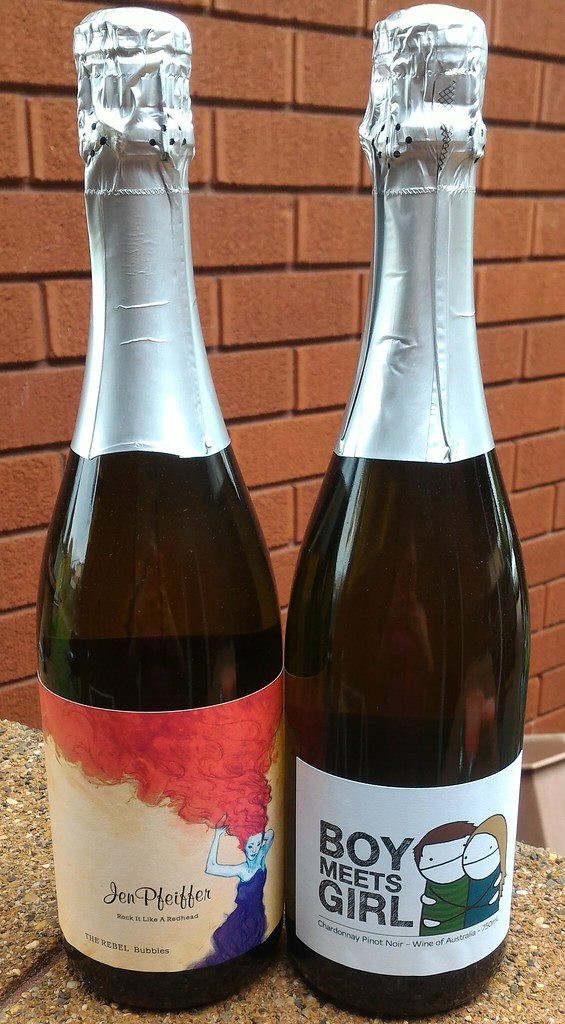 Bubbly from Naked Wines