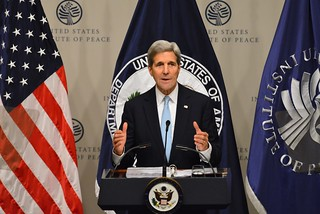Secretary Kerry Delivers Remarks on the U.S. Strategy on Syria at the U.S. Institute of Peace