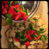#Homemade #ChickenSlop #CucinaDelloZio - add peppers