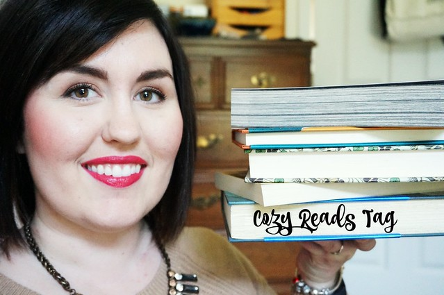 Fall Cozy Reads Tag