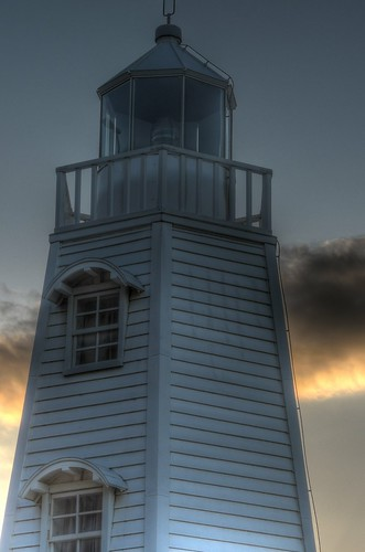 Memorial Former Lighthouse at Sakai on OCT 31, 2015 (5)