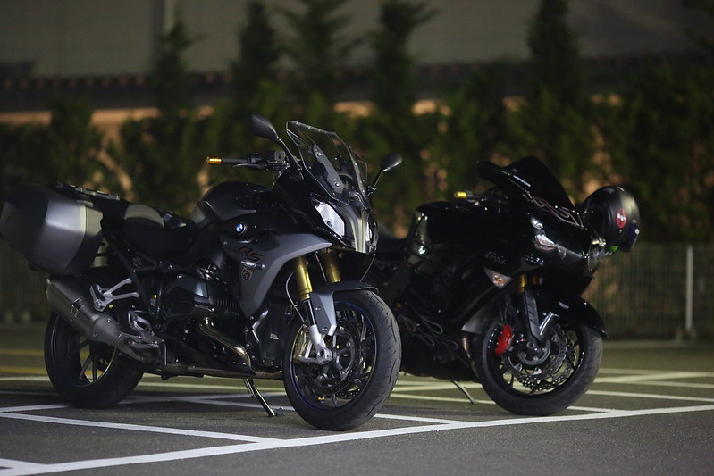 BMW R1200RS 20151106