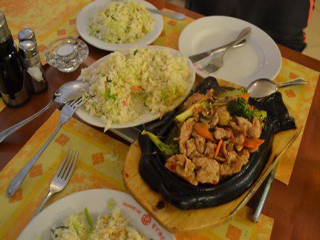 Huang He 1 Restaurante unde se mananca bine in Praga