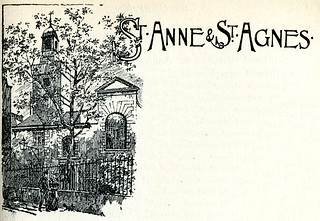 St Anne and St Agnes