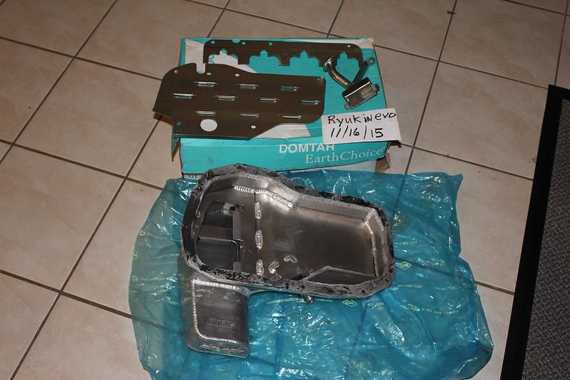 FS [MidWest]: AMS/moroso aluminum wet sump oil pan (near ...