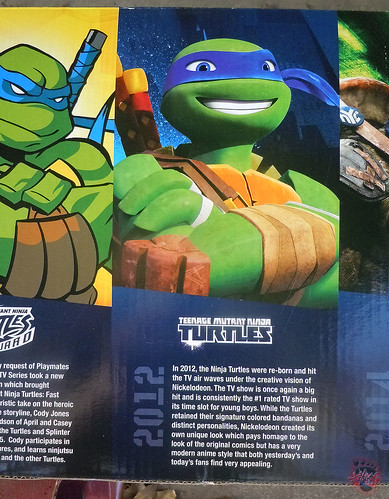 "Nickelodeon ""HISTORY OF TEENAGE MUTANT NINJA TURTLES"" FEATURING LEONARDO - Nick LEONARDO i (( 2015 ))"