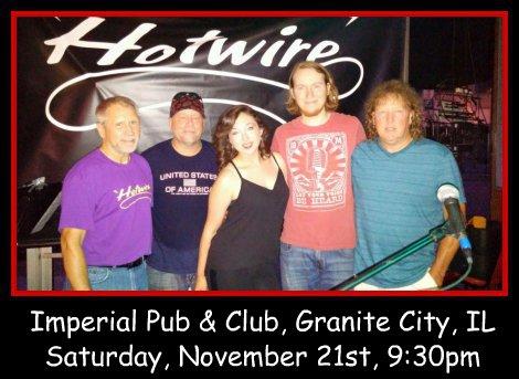Hotwire 11-21-15