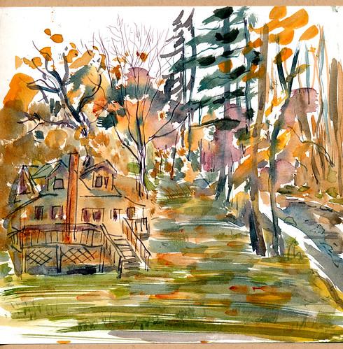 Sketchbook #93: Trip to Maryland