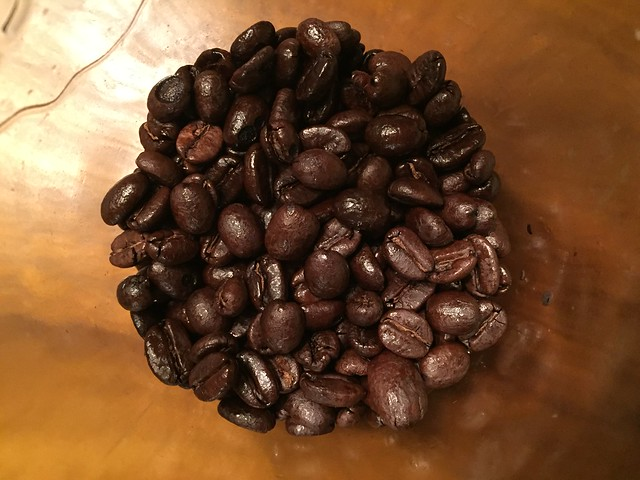 Single origin - blended a couple of roasts