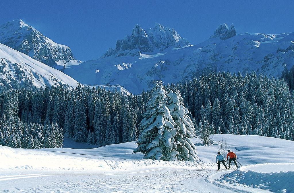 Nejlepší běžkování ve Švýcarsku - Běžkařské oblasti - Články o ... f203424f19