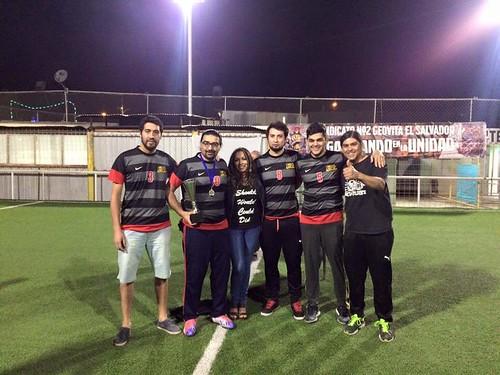 """Finaliza """"Copa de la Amistad Nelson Quichillao"""""""
