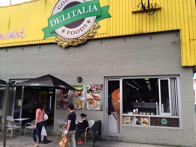 Delitalia Gourmet Foods
