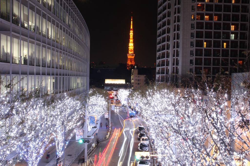 Tokyo Winter Illuminations- 六本木之丘-周圍點燈-IMG_0065081