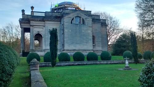 Gibside Chapel Dec 15
