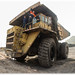 Well Worn Wabco 170 Haulpak Dump Truck by Craig Jewell Photography