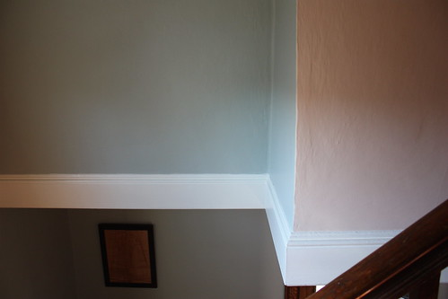 New Paint: Stairwell