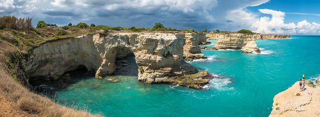 Torre Sant'Andrea - Puglia, Italy - Seascape photography