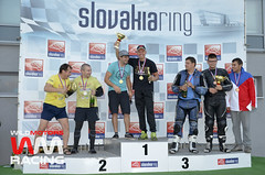 Slovakiaring 30/09 - 02/10 2016