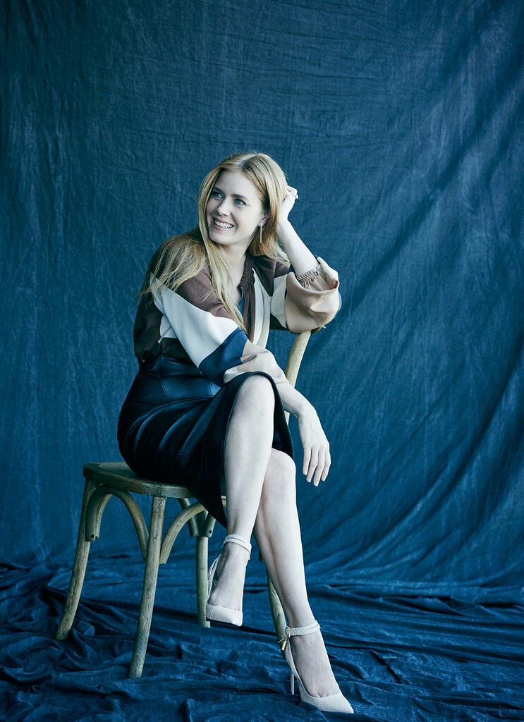 Эми Адамс — Фотосессия для «Прибытие» на «TIFF» 2016 – 7